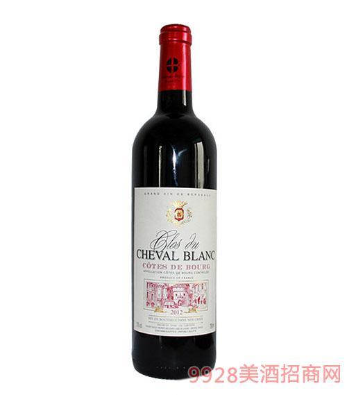 白马亭园干红葡萄酒