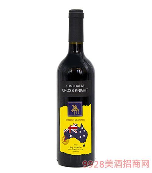 十字骑士-赤霞珠干红葡萄酒