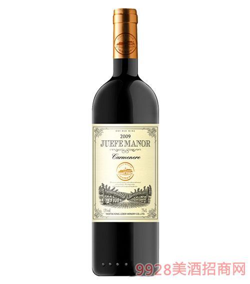 爵菲庄园庄主优选干红葡萄酒