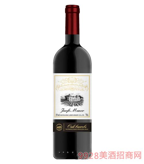 爵菲庄园庄主特选干红葡萄酒