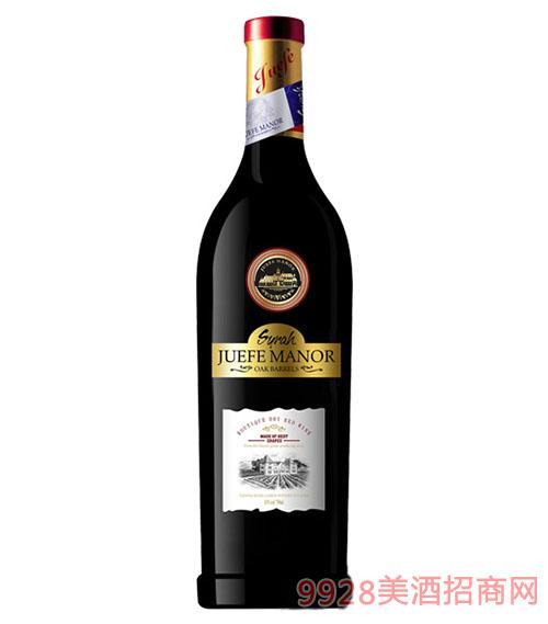 爵菲庄园精品干红葡萄酒