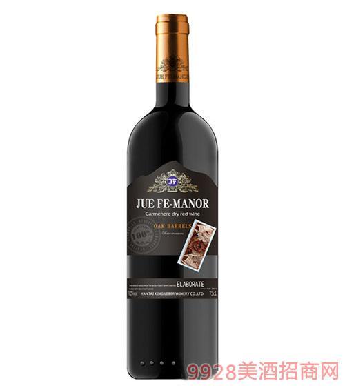 爵菲庄园-布鲁诺干红葡萄酒