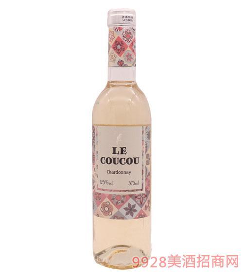布谷鸟小维多干白葡萄酒375ml