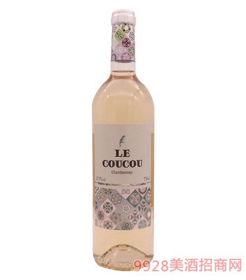 布谷鸟小维多干白葡萄酒750ml