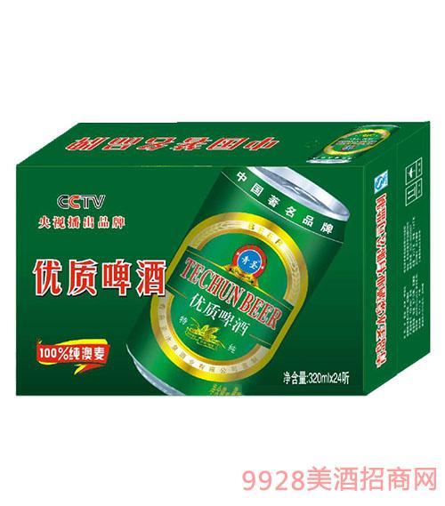 特純320ml-易拉罐啤酒
