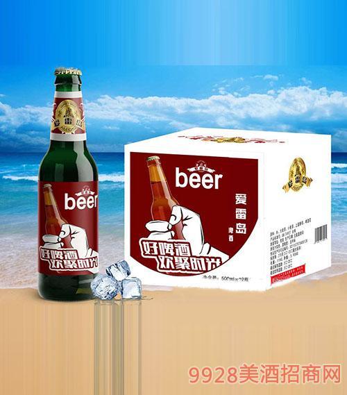 爱雷岛啤酒500ml×12瓶