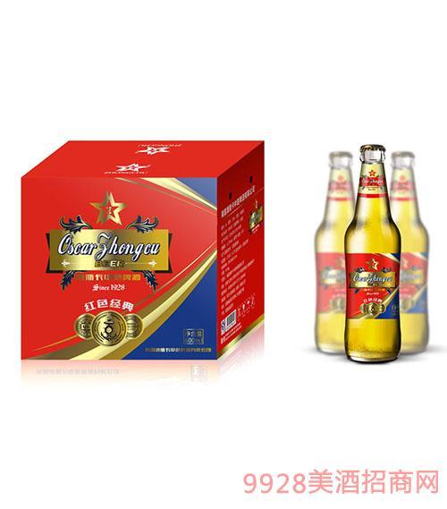 澳斯卡486ml �t色�典啤酒