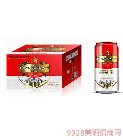 澳斯卡500ml 易拉罐啤酒