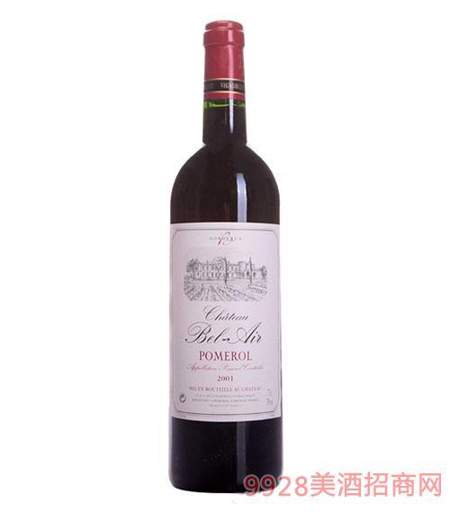 贝勒哈酒庄红葡萄酒13度