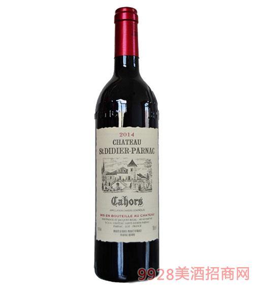 圣地酒庄红葡萄酒12.5度