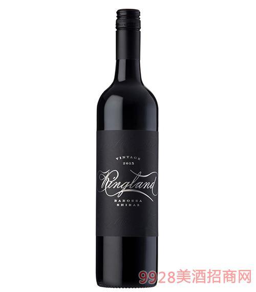 瑞林兰西拉干红葡萄酒15度750ml
