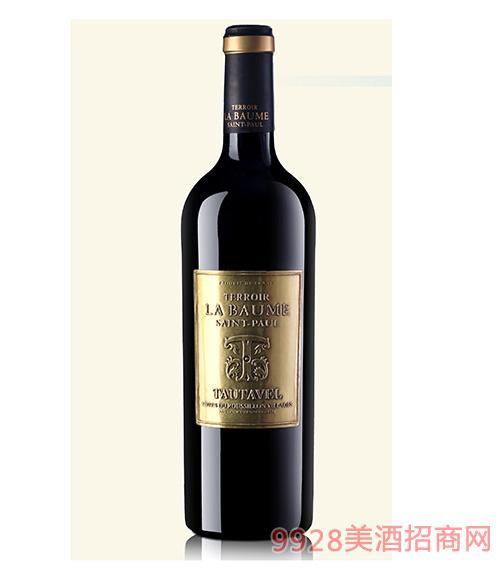 芳香庄园鲁西荣干红葡萄酒14度750ml