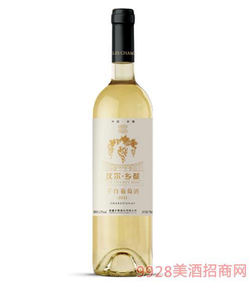 仪尔・乡都干白葡萄酒