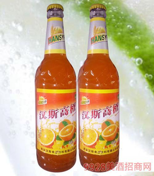 汉斯高橙饮料