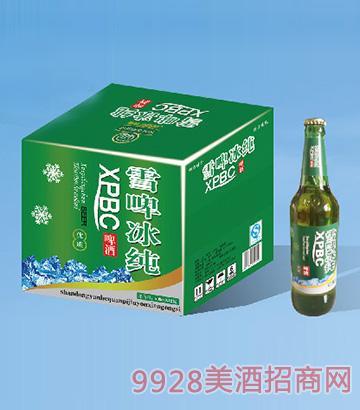 雪啤冰纯啤酒500ml