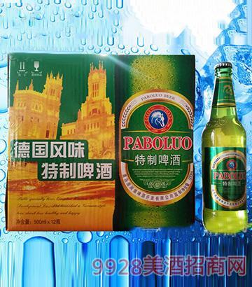 帕勃洛特制啤酒10度500ml×12瓶