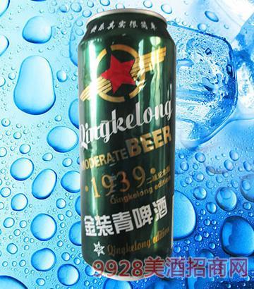 金装青啤酒1939