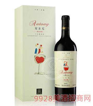 仪尔乡都安东尼有机干红葡萄酒