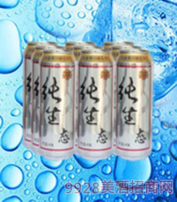 海潤德純生態啤酒500ml×9罐
