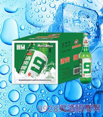 海润德清爽啤酒500ml×12瓶