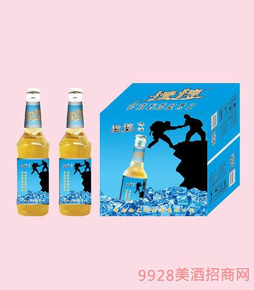 拼搏啤酒500mlX12箱装