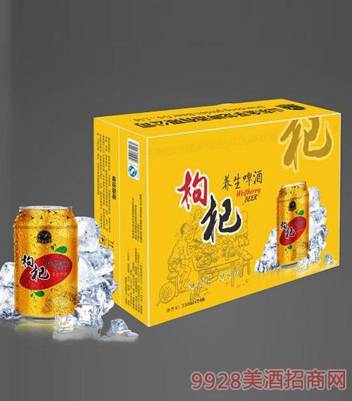 立威枸杞啤酒(箱装)