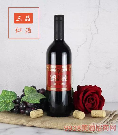 西班牙丹魄干红葡萄酒