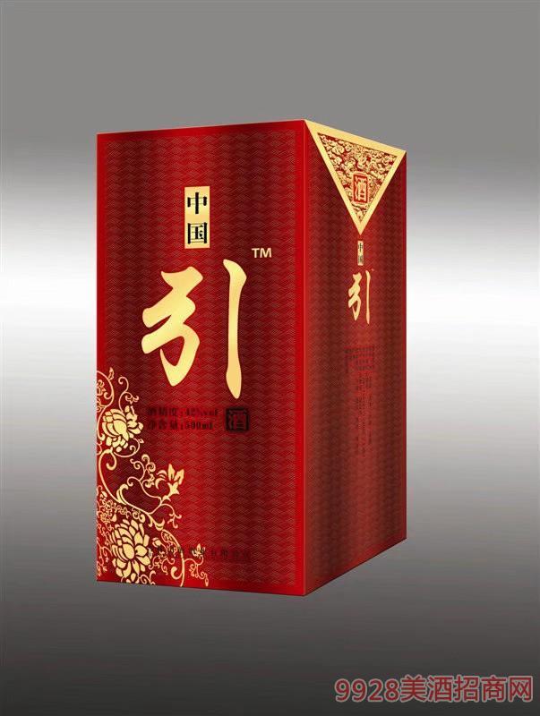 引酒(盒装)42度500ml