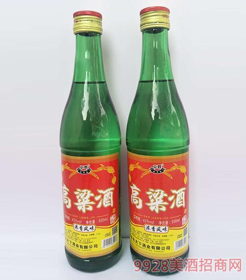 京辉高粱酒42度500ml