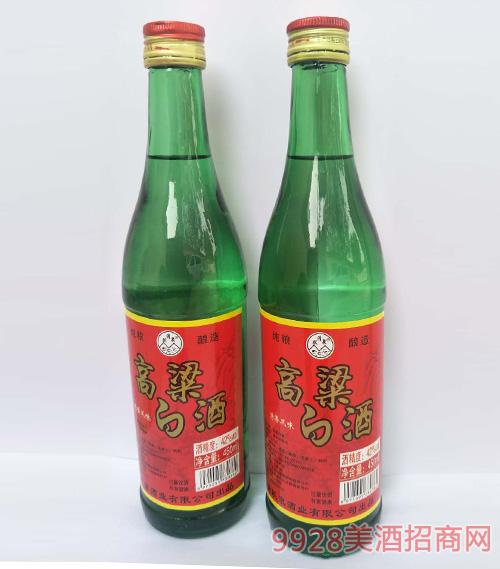 跃清泉高粱白酒42度450ml