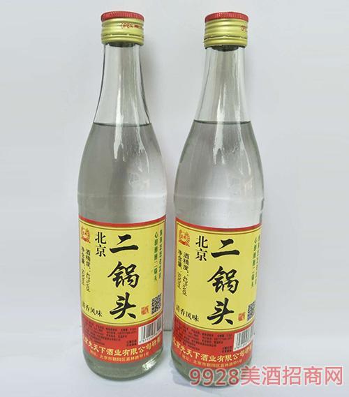 京辉北京二锅头酒42度500ml