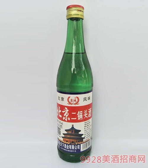 京鸿北京二锅头酒56度500ml