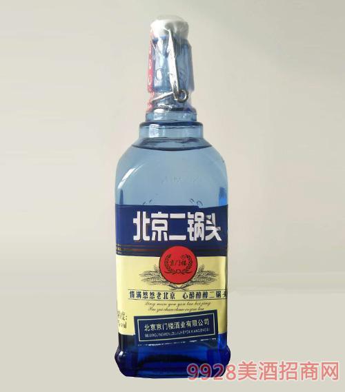 京门楼北京二锅头酒