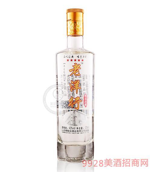 老洋行绵柔小酒42度375ml