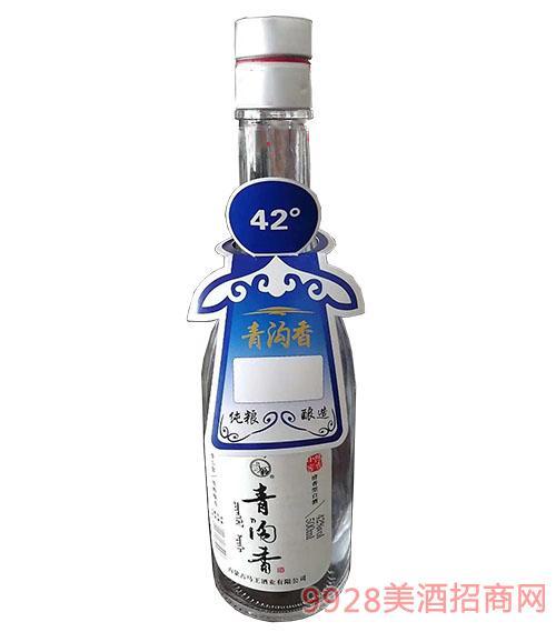 青沟香光瓶酒42度500ml