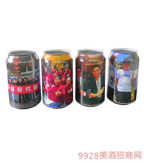 百惠定制啤酒-纪念罐