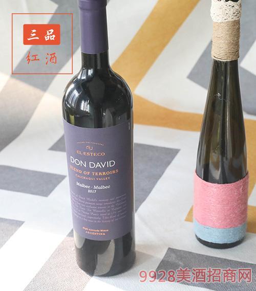 阿根廷艾斯德科�R���克二重奏�t葡萄酒