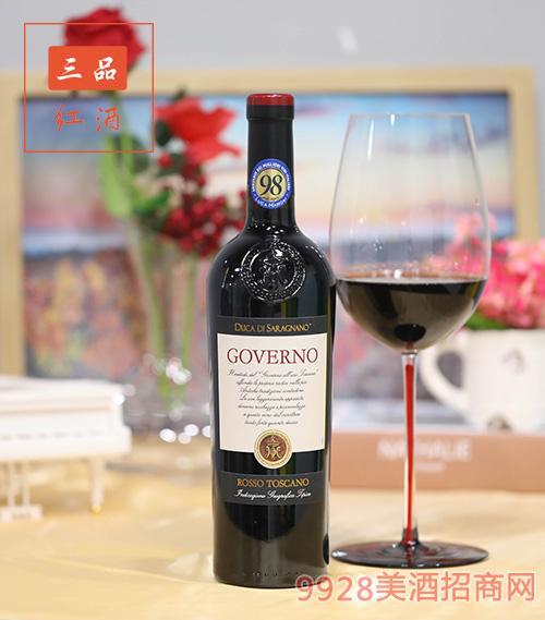 托斯卡�{高�S�Z�t葡萄酒