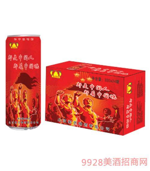 爱京啤酒中国魂500mlX12