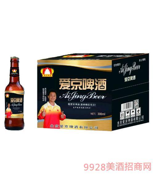 爱京啤酒奥运加油型