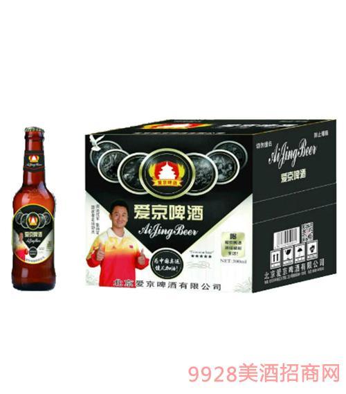 爱京啤酒奥运加油型(白)