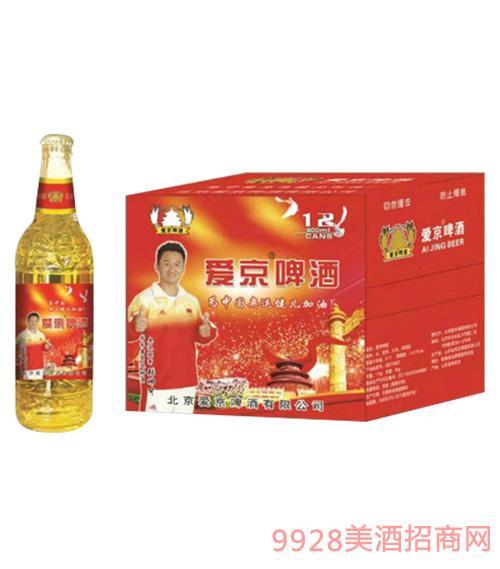 爱京啤酒鸟巢500mlX12(瓶装)