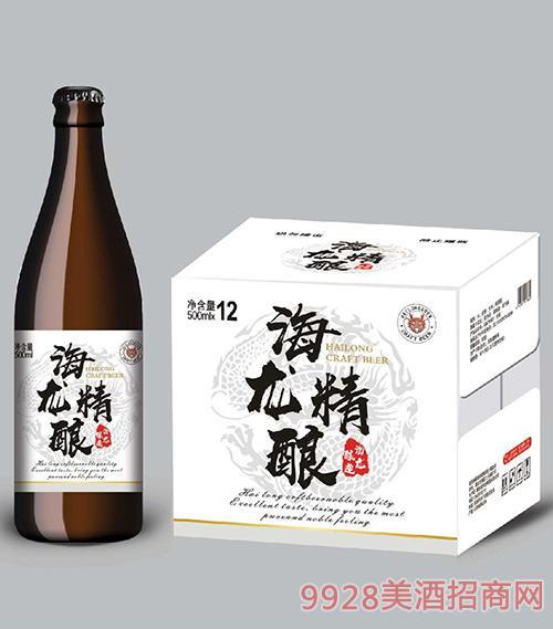 海龙精酿啤酒500mlx12