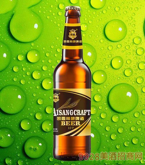 凯盾精酿原浆啤酒