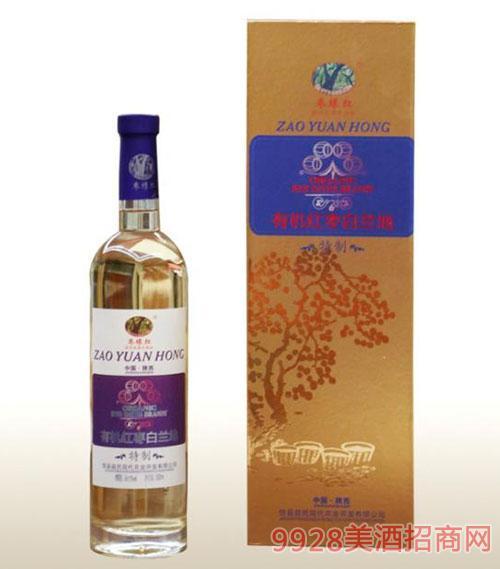 枣缘红酒系列产品之蒸馏酒