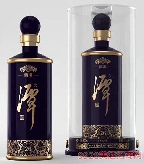 青潭26酒53度500ml