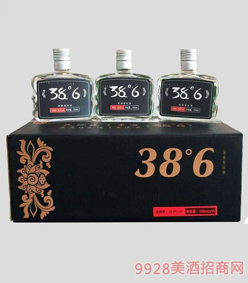 蕴泉坊38.6度小酒