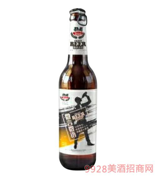 微言微�Z精�啤酒496ml