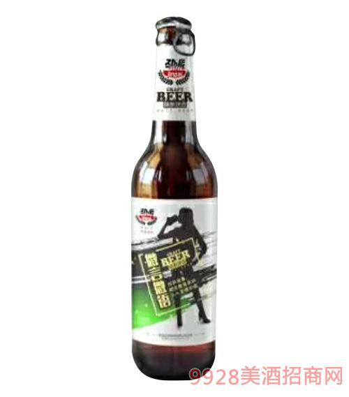 微言微语精酿啤酒(绿)496ml