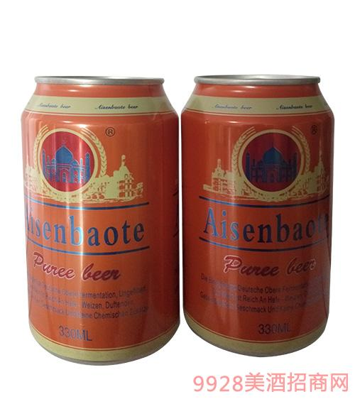 爱森堡特啤酒330ml